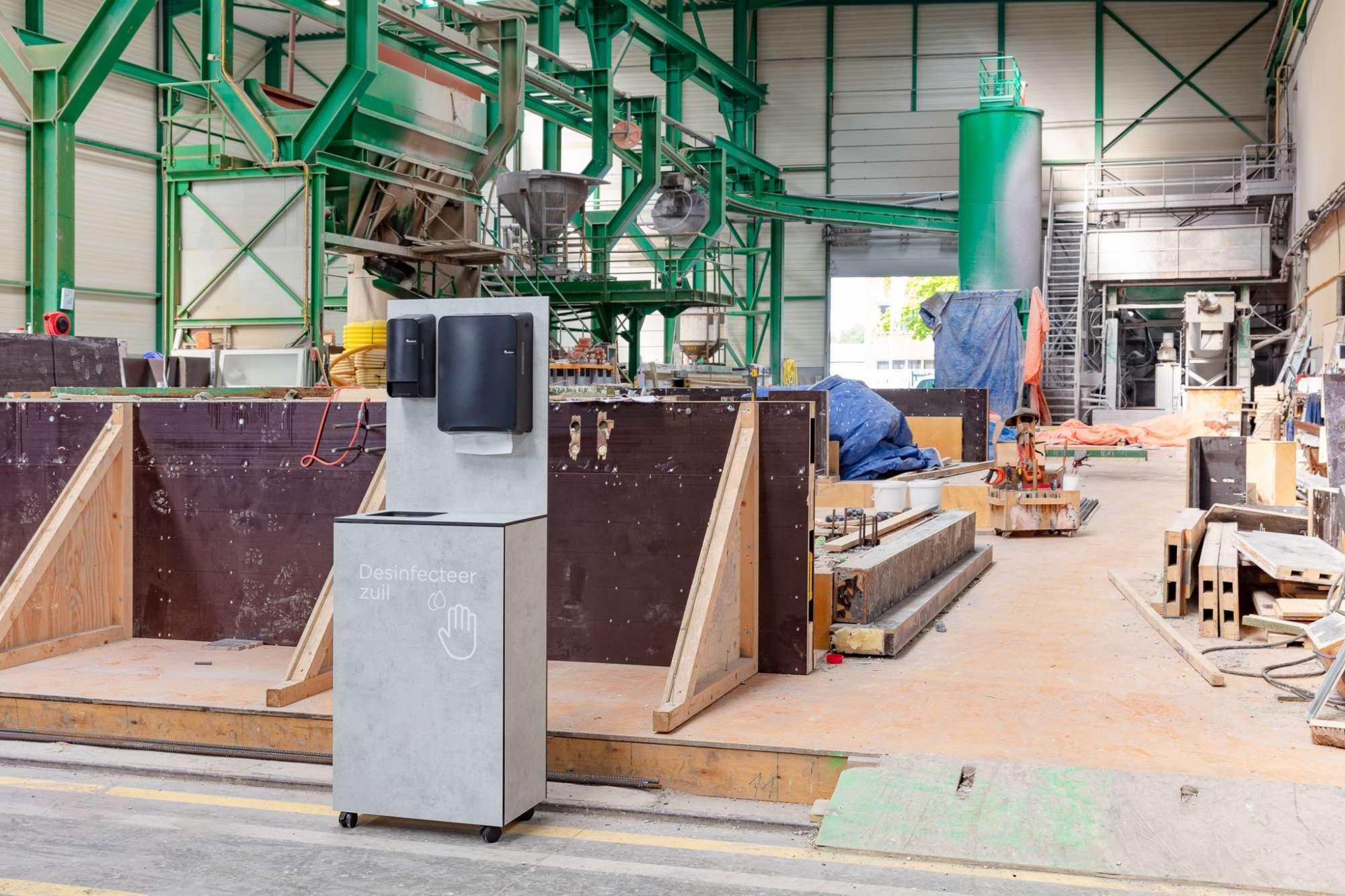 ALCOclean Basic - marmer - fabriek - productie (2)